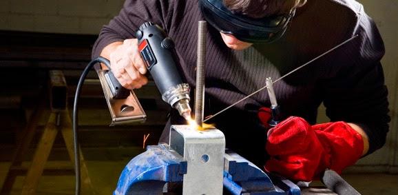 Hàn đồng với máy hàn cắt đa năng Plasma Multiplaz 3500