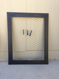 Chicken Wire (SOLD)
