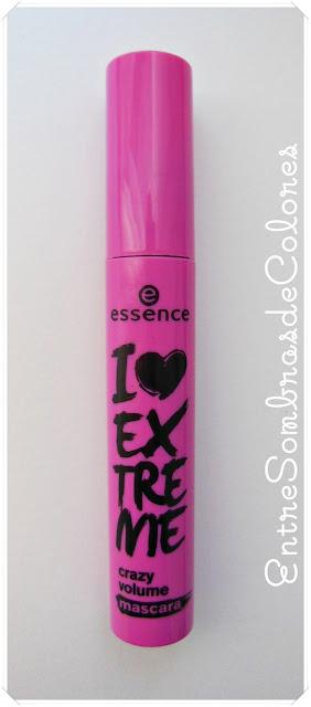 Essence Máscara de pestañas I Love Extreme Crazy Volume