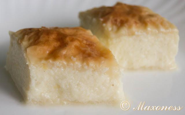 Галатобуреко (пирог с заварным кремом). Кипрская кухня