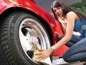 Berikut Tips Merawat Pelek Mobil Agar Tetap Kinclong