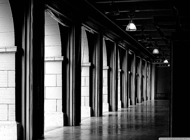 Hallway Wallpaper | Cool HD Wallpapers