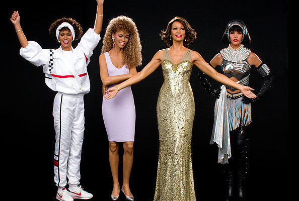 The death of whitney houston grows near madame tussaud s wax museum