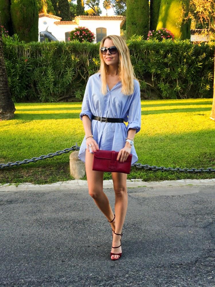 &otherstories, hermès, hermès clutch, proenza schouler, streetstyle, cannes, look du jour, outfit