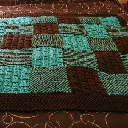 Little Johnny's Patchwork Blankie - Free Pattern