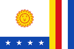Bandera de Vargas