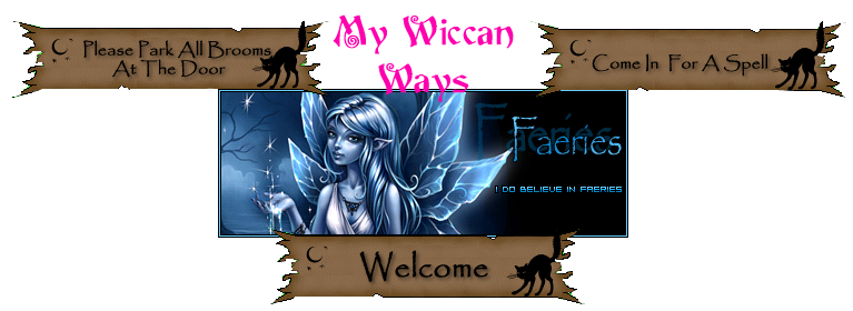 My Wiccan Ways
