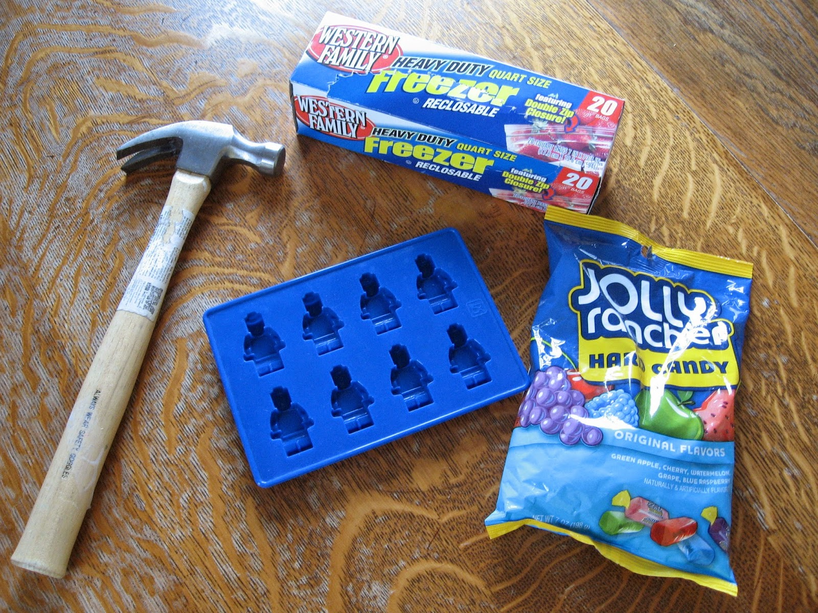how to eat jolly ranchers