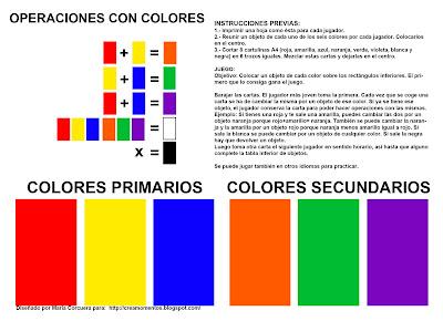 Nuestros trabajos en clase con mar 13 14 - Como hacer color naranja ...
