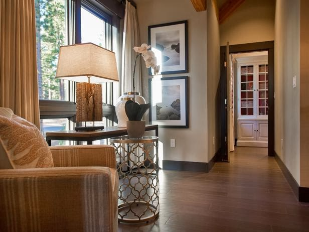 Not So In HGTV Dream Home 2014: Interior Designer Linda Woodrum Turned It  Into A Functional Seating Area Filled With Artful Objects And Mountain  Views.