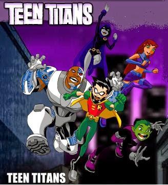 Ir titanes adolescentes realizadas por