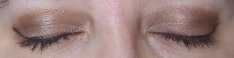 Eye of Horus eye-liner pencil Bronze Amulet goddess beauty blog review