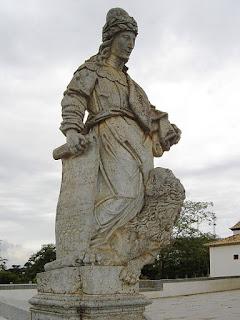Escultura Profeta Daniel