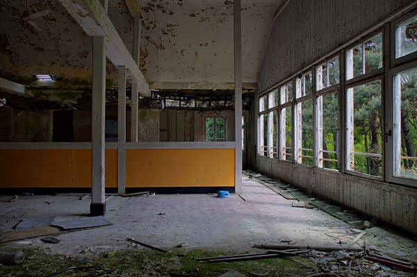 Orfanato abandonado
