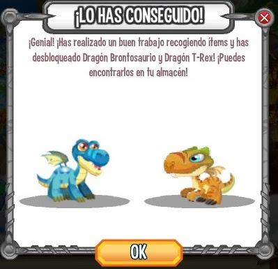 Evento Especial La Isla De Los Dinosaurios-Dino Island En Dragon City