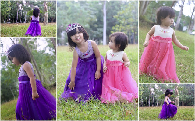 Princess Dresses | Siaomimi Play | Chichi Mary Kid's Boutique