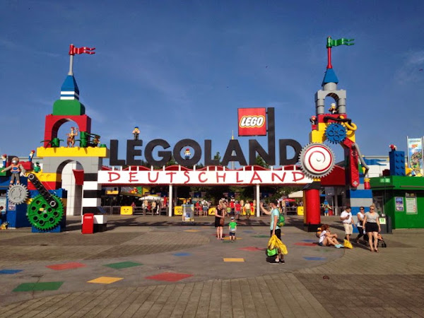 glutenfrei im Legoland