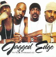 Cover Album of Jagged Edge - The Hits & Unreleased Vol.1