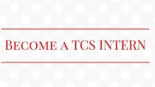 Jobs at TCS