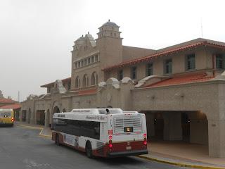albuquerque transportation center