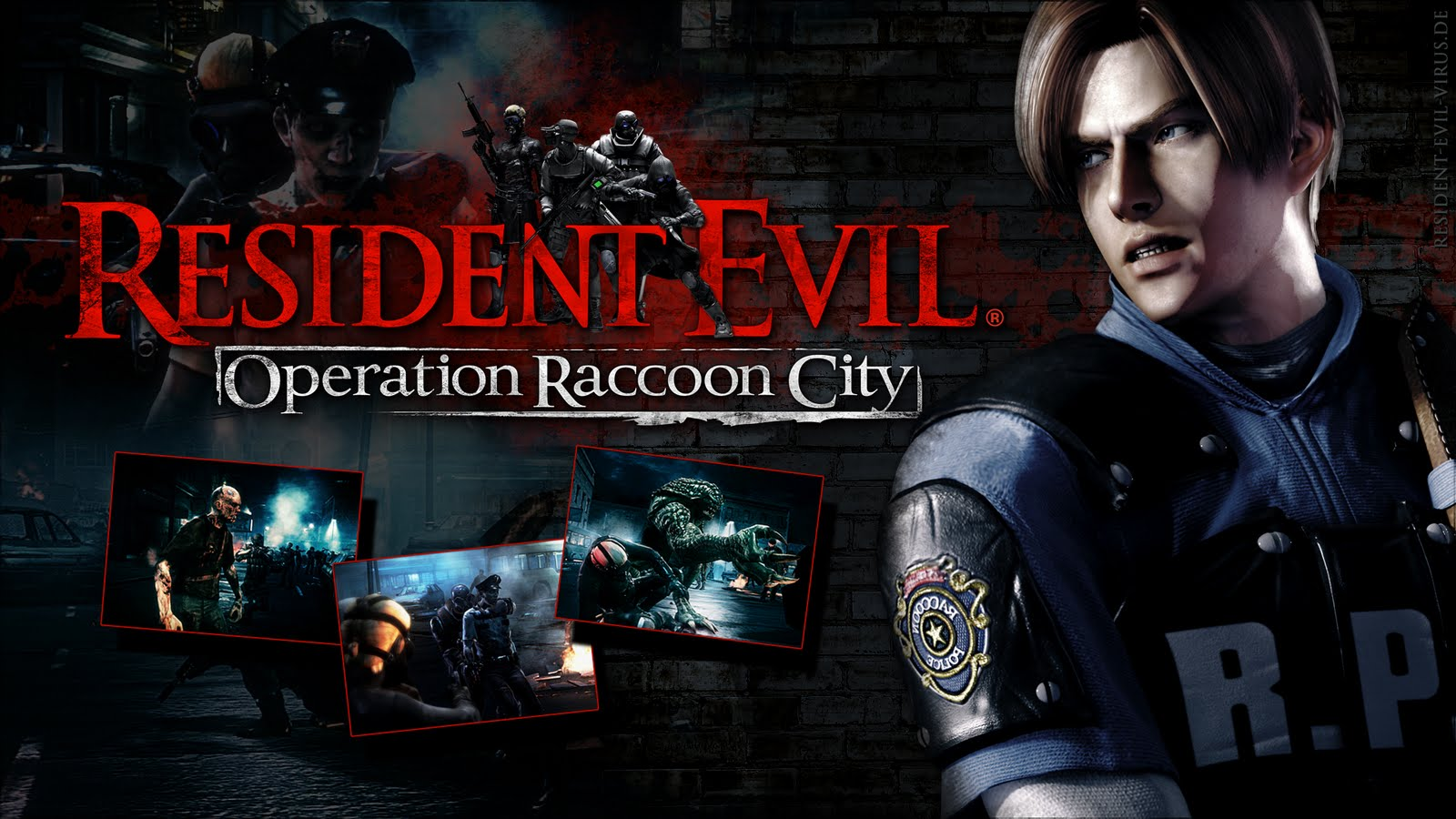 Free Resident Evil Operation Raccoon City Wallpapers - resident evil operation raccoon city wallpapers