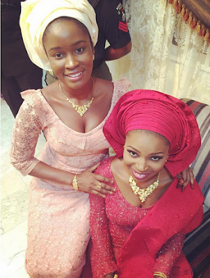 pictures Atiku's daughters wedding