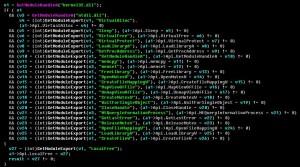 Flame構造の初期導入:ESETセキュリティブログ