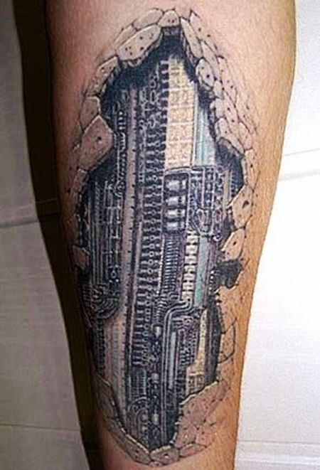 best tattoos 2011