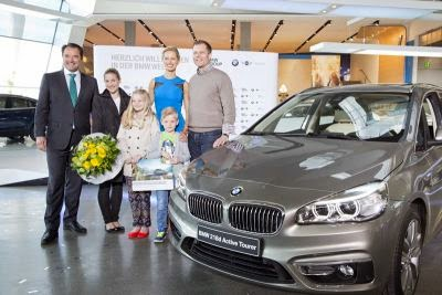 15 milioane de vizitatori BMW Welt