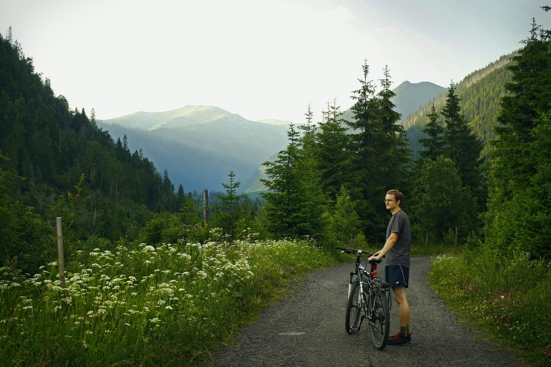 Dolina Cicha rower