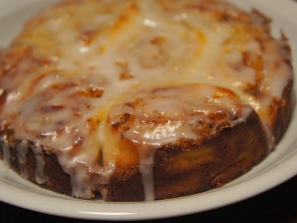 REZEPT: Zimtschneckenkuchen