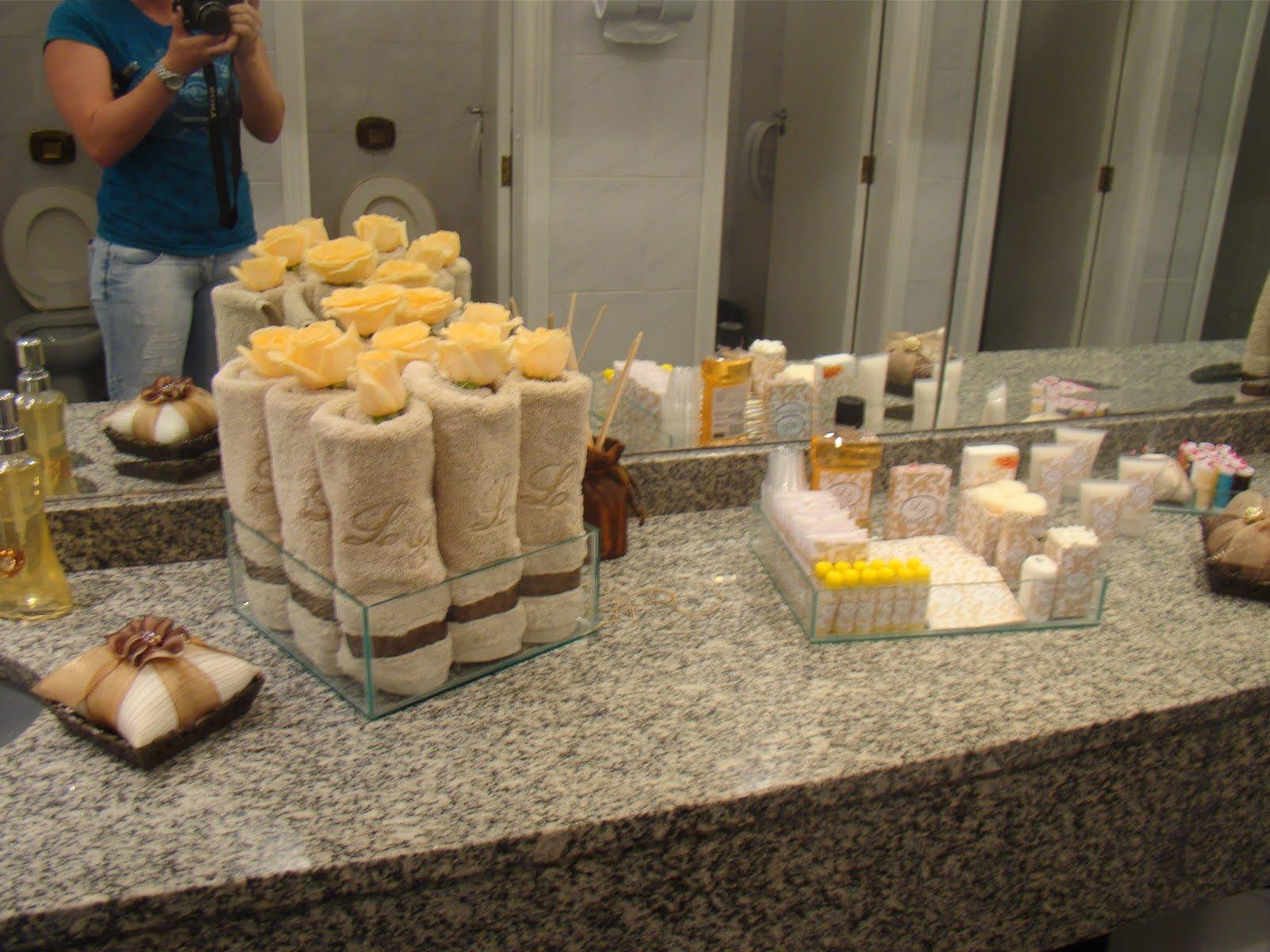 Bella Aromas Kits personalizados para banheiros de casamento, festas de aniv -> Decoracao De Banheiro Para Casamento