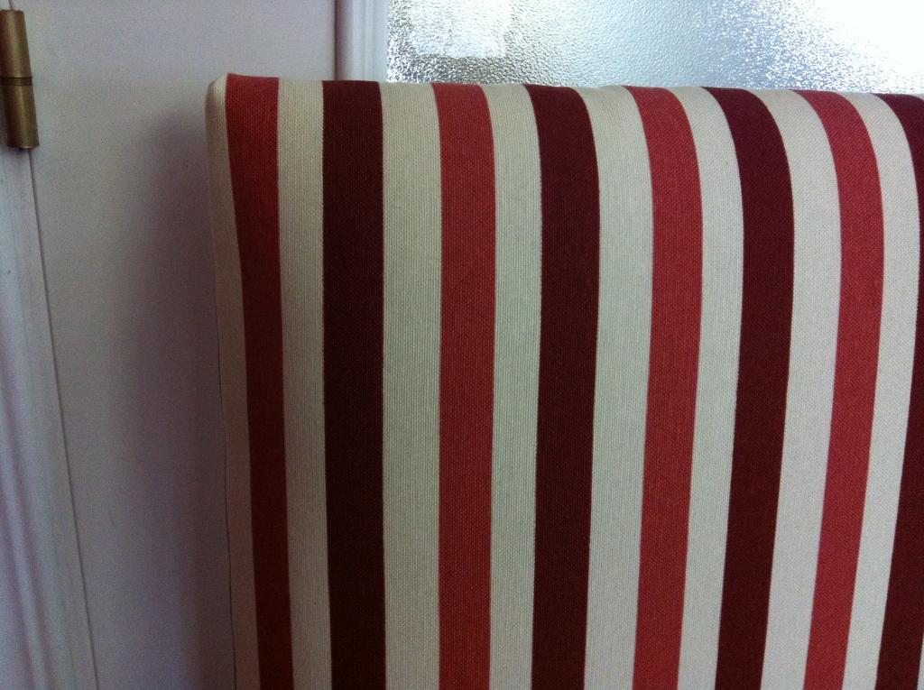 Diy el cabecero tapizado de isabel paso a paso - Tapizar sillon paso a paso ...