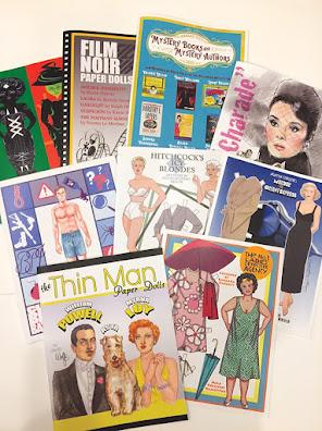 Get your 2019 Paper Doll Convention Souvenirs!