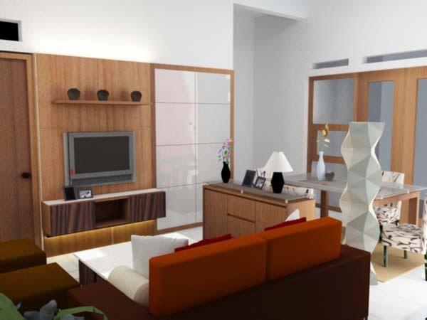 Design Interior Apartemen Minimalis