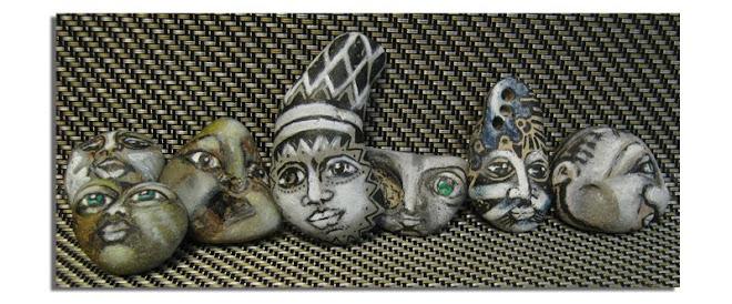 Piedras Marinas - Recreadas