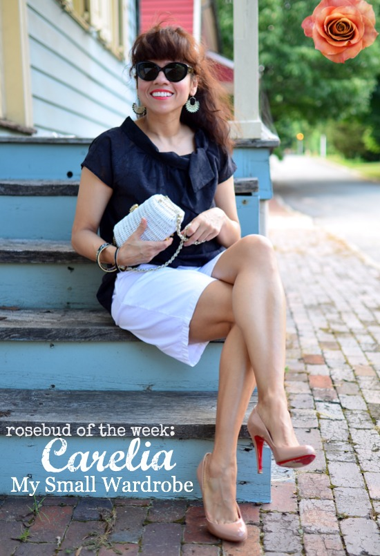ROSEBUD OF THE WEEK: lovely Carelia