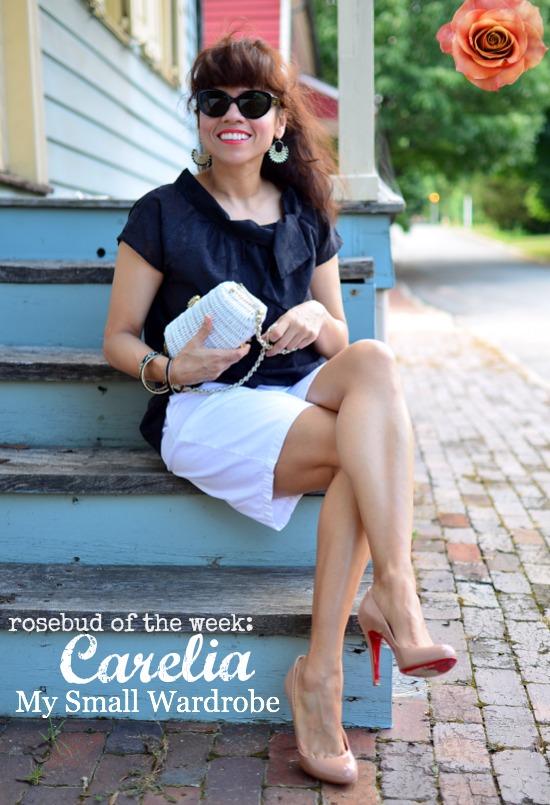 ROSEBUD OF THE WEEK: lovely Carelia