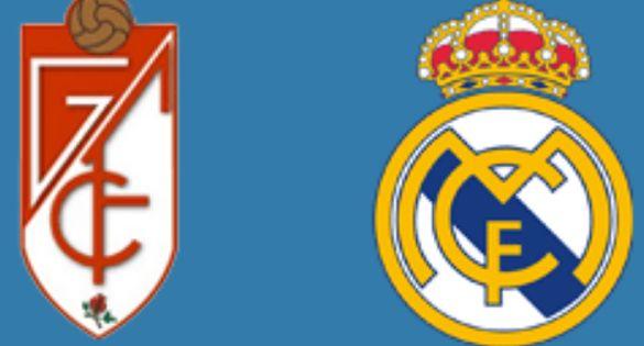 InfoDeportiva - Informacion al instante. GRANADA VS REAL MADRID