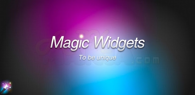 Magic Widgets v1.03 Apk full download