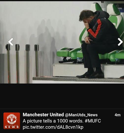 Man U crashes out of the Champions League & Twitter has no chill