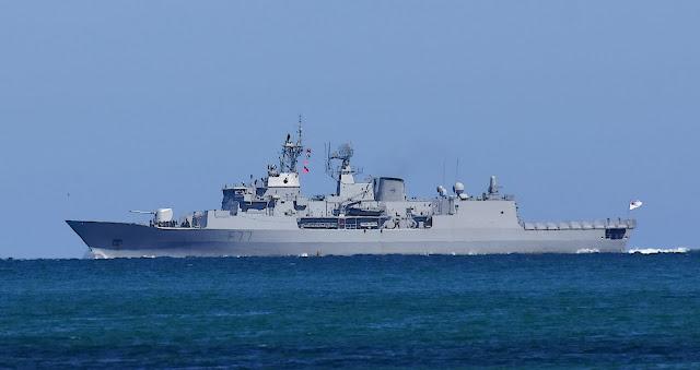 HMNZ Te Kaha (F77)