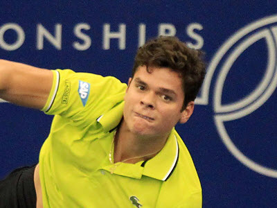 Milos Raonic: Ranking and Prize Money