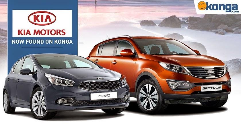 Buy Kia Motors on Konga Nigeria, Konga cars for sale