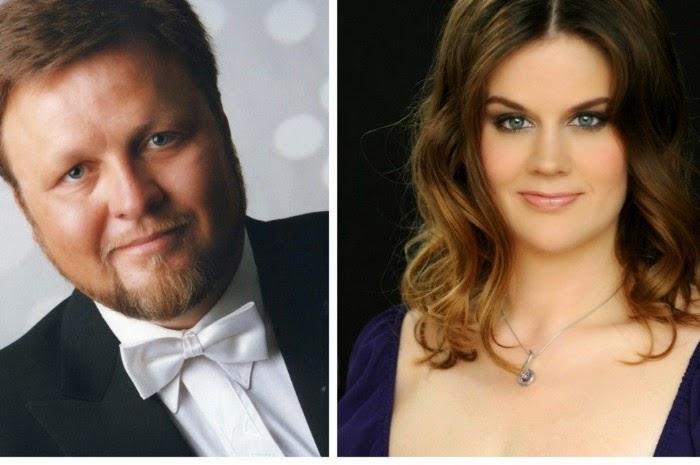 Oleg Bryjak y Maria Radner