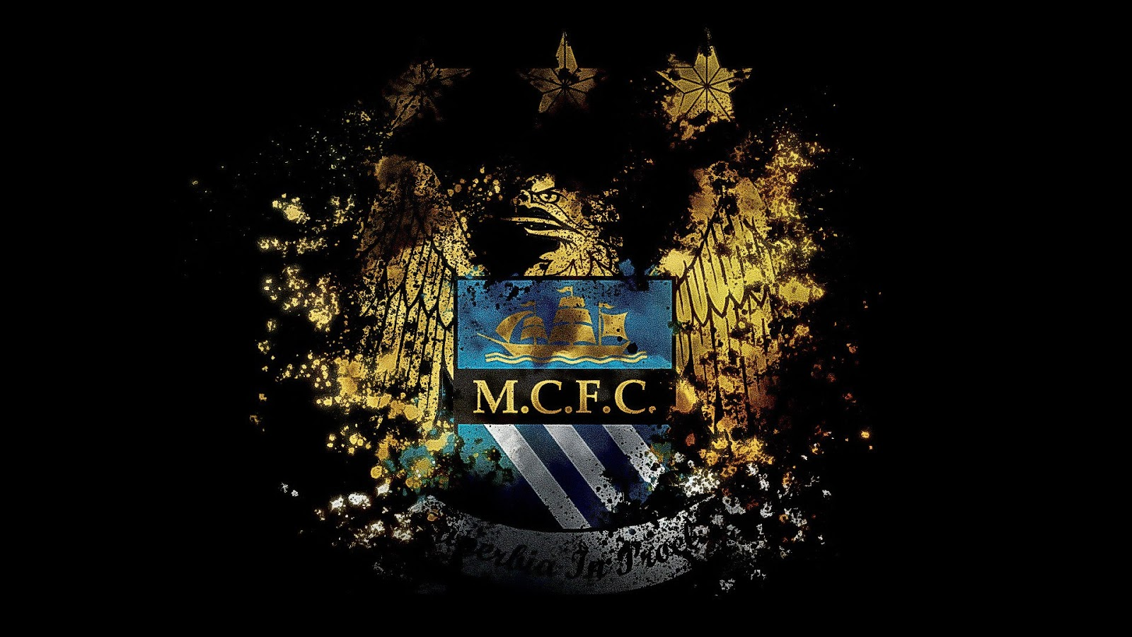 Manchester City FC New HD Wallpapers 2014-2015