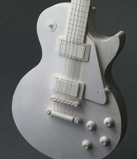 Instrumentos musicais papel