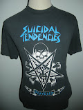 "Vtg Suicidal Tendencies ""Possessed to Skate"" 89"