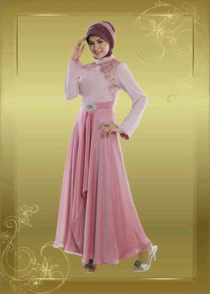 Model Gamis Borkat Nan Anggun Tutorial Hijab
