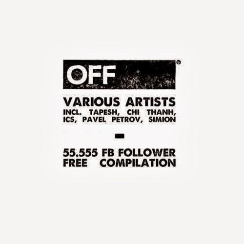 OFF Recordings - 55.555 Facebook Follower EP
